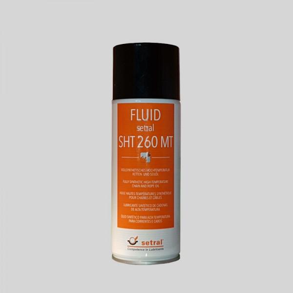 Setral high-temperature oil