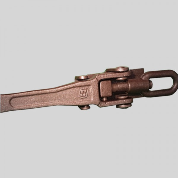 Dove Clamp (cast) with safety lock