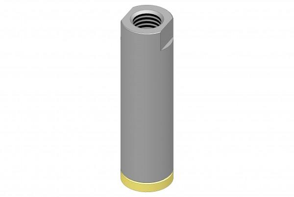Ejektor / Ø20 / Aluminiumhülse